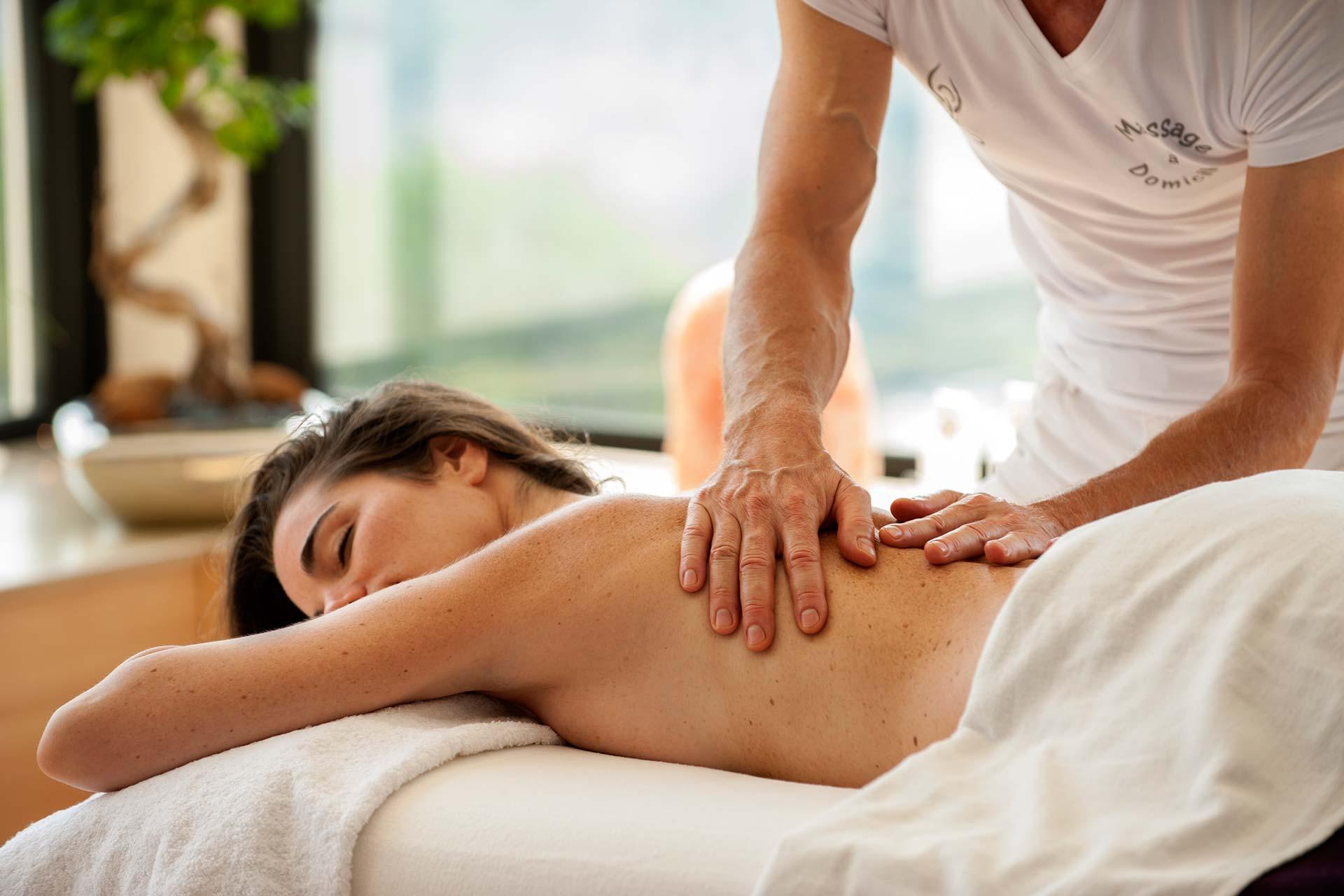 Massage à Domicile Amincissant Relaxant