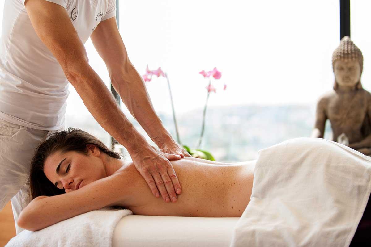 Massage à Domicile Deep Tissue