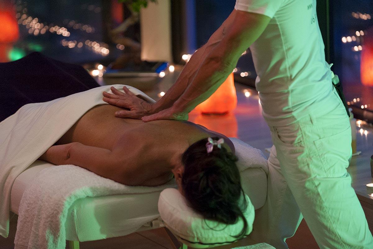 Massage à Domicile Suédois Sportif
