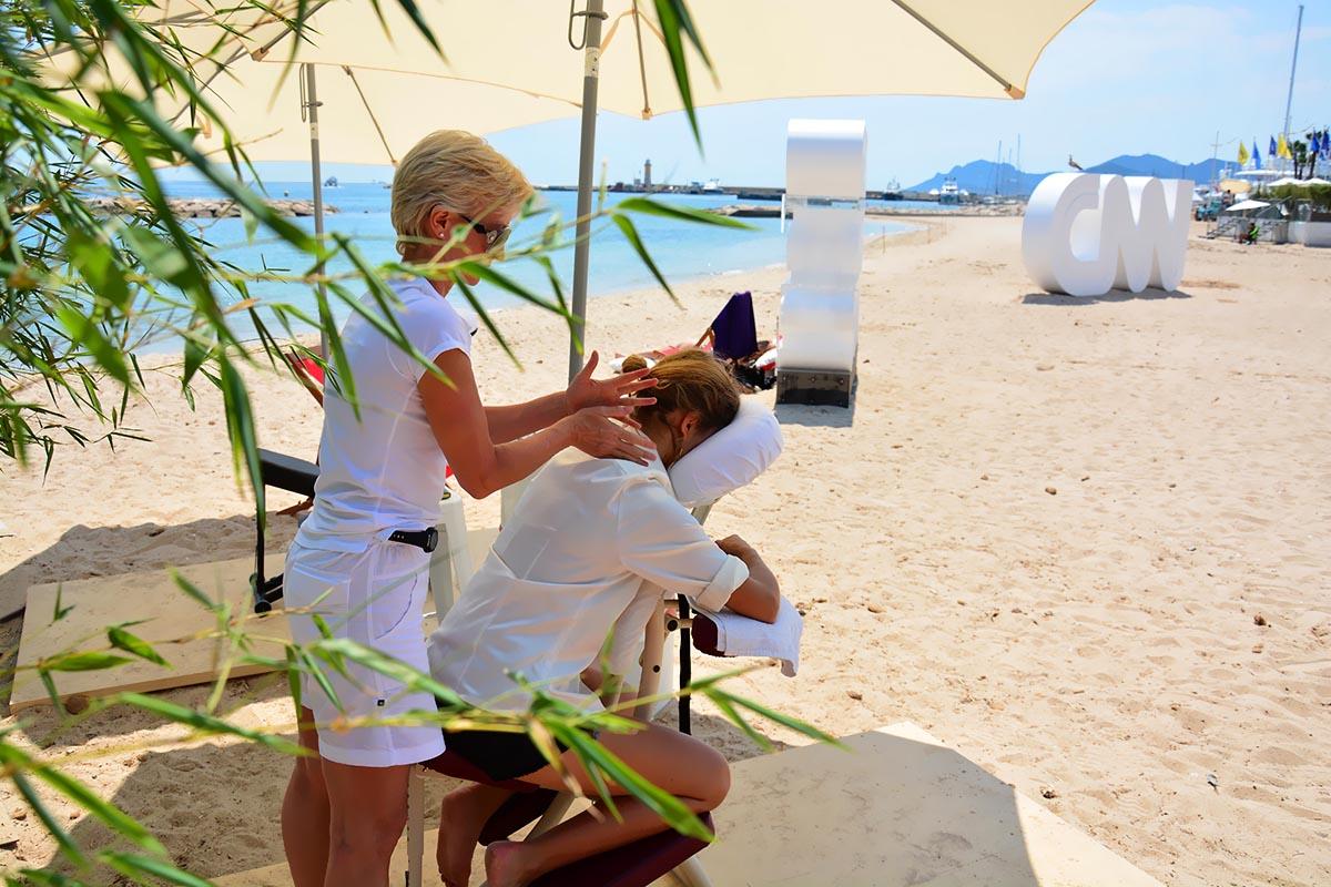 Massage Sur Chaise Ergonomique En Entreprise Cannes
